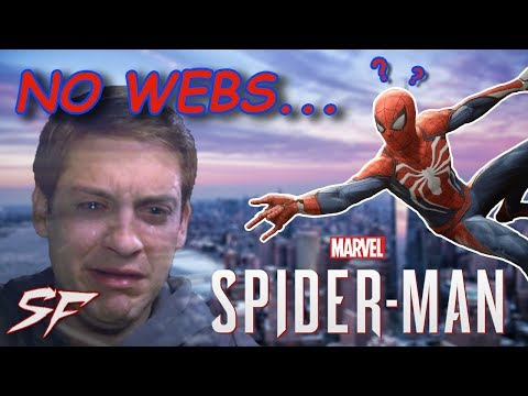 CAN YOU BEAT SPIDERMAN: PS4 WITH NO WEBS?! - LIVE - #1