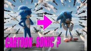 Sonic 2019 karavanda ÇİZGİ film SONİC