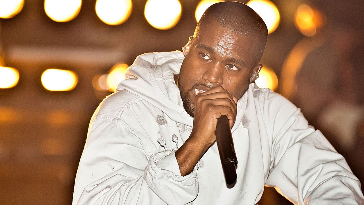Kanye West announces album title & release date following strange ...