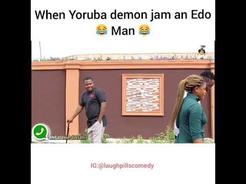 Download When Yoruba demon jam an Edo man (LaughPillsComedy)