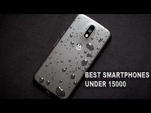 Best Smartphones in India under 15000 - October 2016