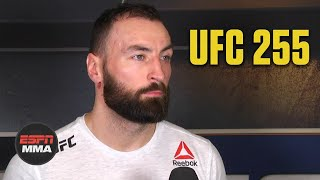 Paul Craig's Confidence Is Through The Roof After Beating Shogun Rua At UFC 255 | ESPN MMA
