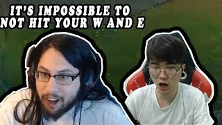 IMAQTPIE DOES THE IMPOSSIBLE MISSES EVERYTHING | FAKER'S STOPWATCH | FROGGEN ON ANIVIA | LOL MOMENTS