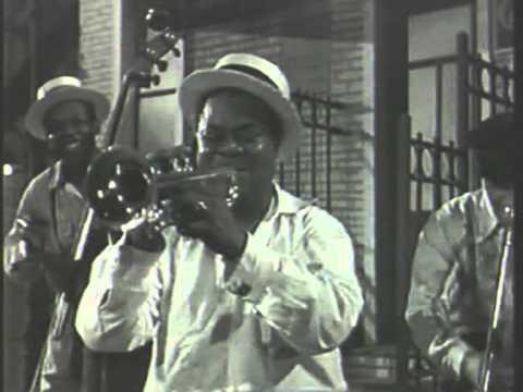 Sidney Bechet + Louis Armstrong + Django Reinhardt 1952, La Route Du Bonheur (excerpt)