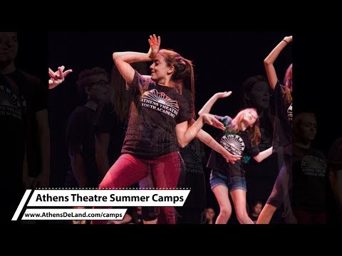 Athens Theatre Youth Summer Camps 2017