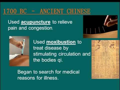 History of Medicine Part 1