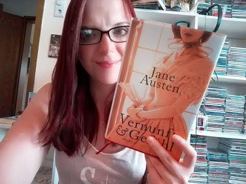 'Vernunft und Gefühl' (Verstand und Gefühl - J. Austen) - Neuerscheinung aus dem Manesse Verlag (