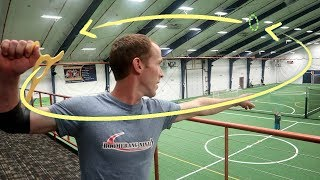 Boomerang Trick Shots | That's Amazing