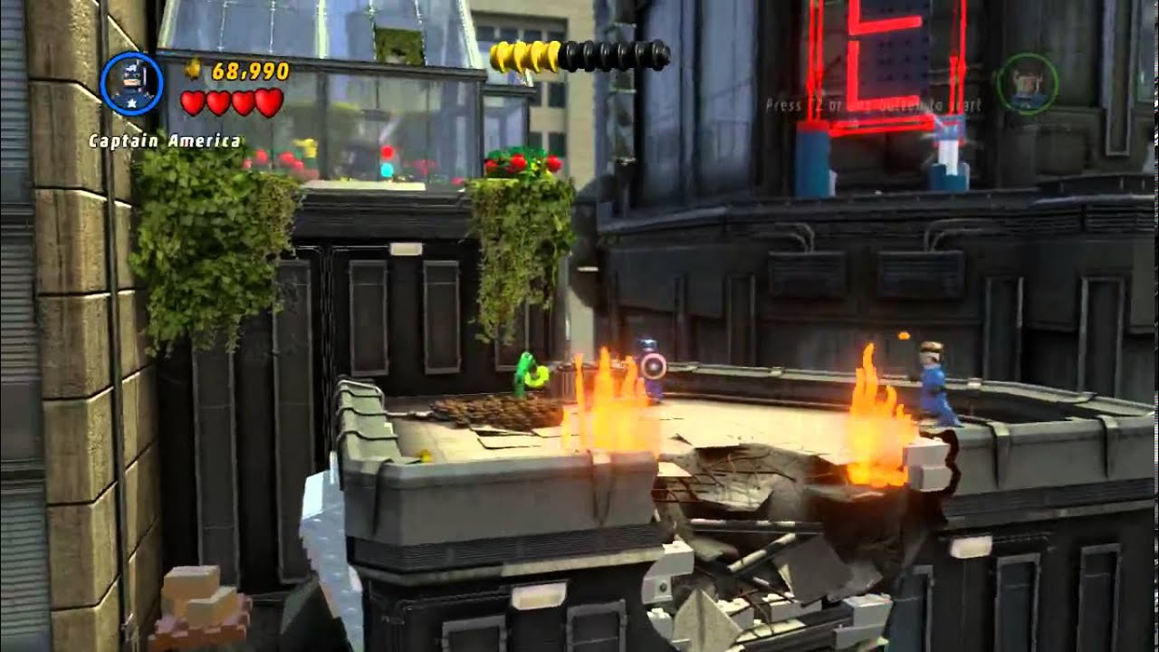 LEGO ® Marvel Super Heroes - Apps on Google Play