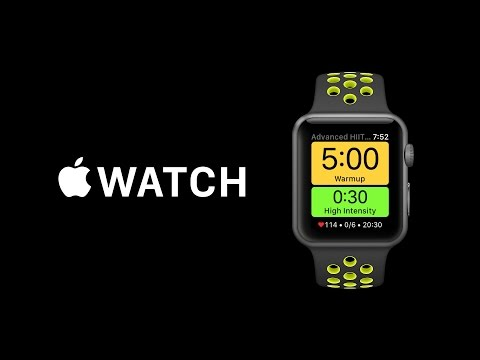 Apple Watch Introduction | Seconds Interval Timer | Apple Watch