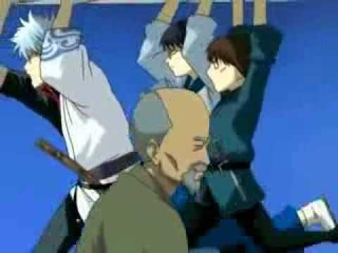 Gintama ловушка