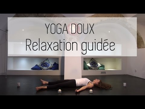 Yoga Doux : Savasana, relaxation guidée