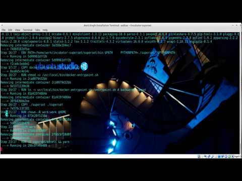 Apache Superset-How to Install with Docker - YouTube