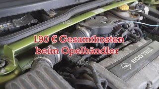 Opel Corsa B | Leerlaufregelventil defekt