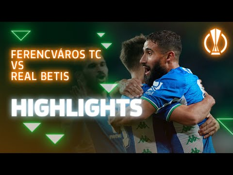 Ferencvaros Betis Goals And Highlights