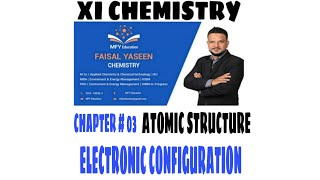 Gambar cover XI CHEMISTRY, ELECTRONIC CONFIGURATION PAST PAPER QUESTIONS