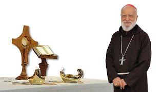 Eucaristia: nutrirsi di Cristo - Cardinale Raniero Cantalamessa