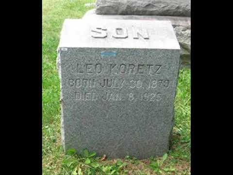 Chicago Con Man :Leo Koretz
