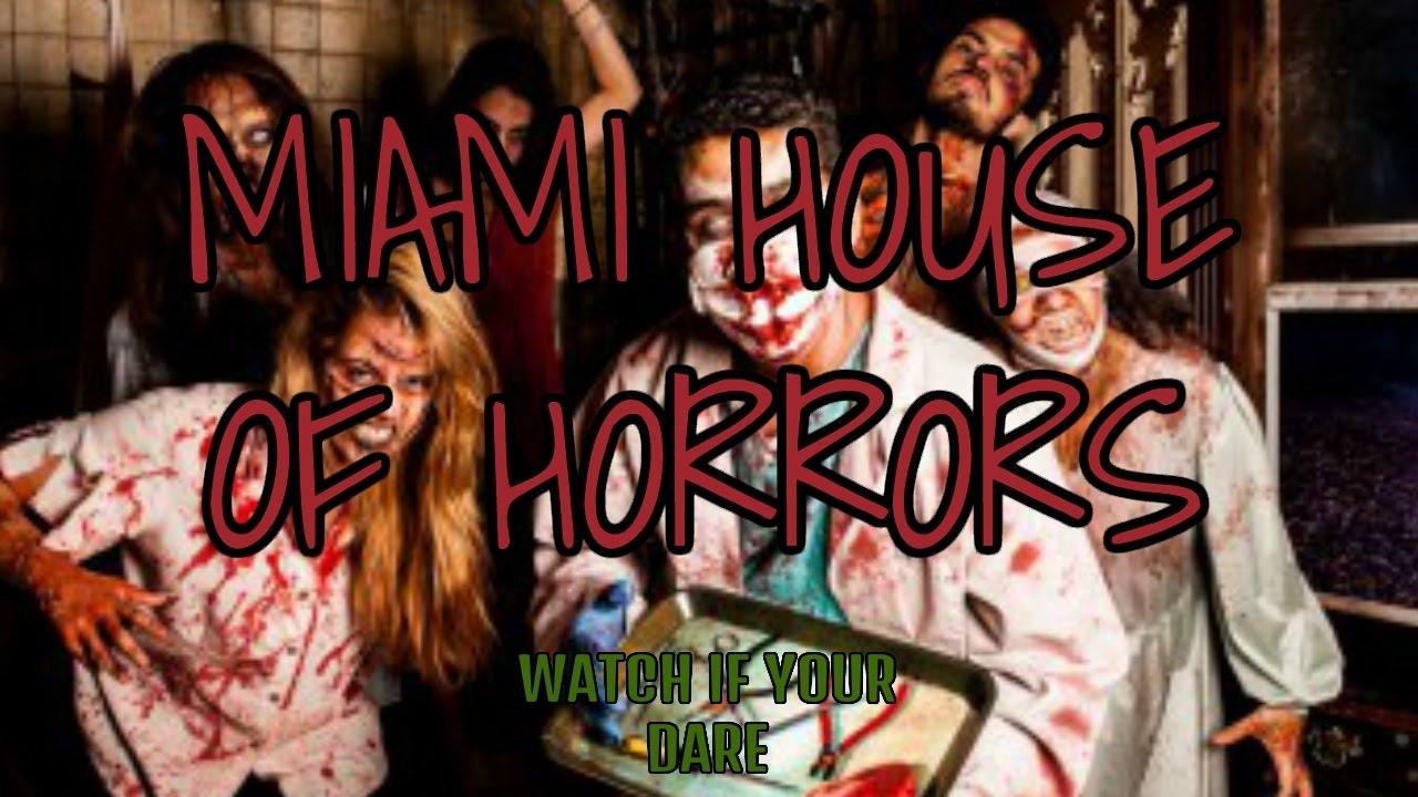 House Of Horror 2016 Miami