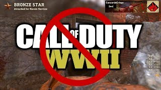 My Main Problem with Call of Duty WW2