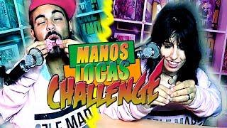 MANOS LOCAS CHALLENGE!!! | NOT MY HANDS