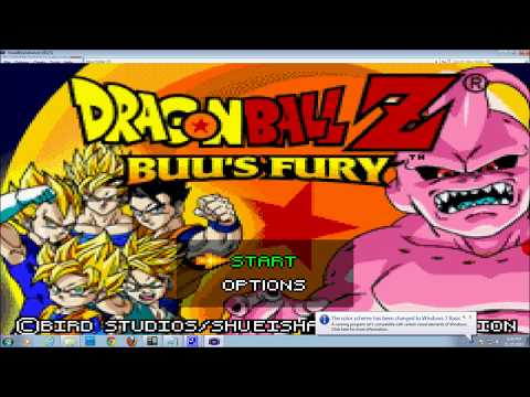 How to fix DragonBallZ Buu's Fury Error ( The game will not run on this hardware )