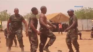 Makomandoo wa Tanzania wafanya yao
