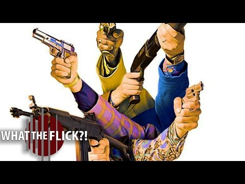 Free Fire - Official Movie Review
