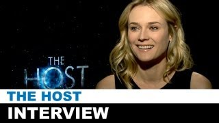 Diane Kruger Interview - The Host 2013 : Beyond The Trailer