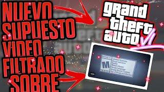 NUEVO SUPUESTO VIDEO SOBRE GTA 6!! *NUEVAS NOTICIAS* - GTA VI