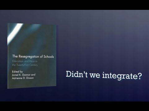Donnor examines the 'resegregation' of schools