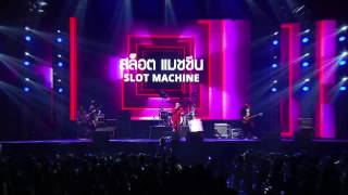 Slot Machine @ YouTube FanFest Thailand 2015