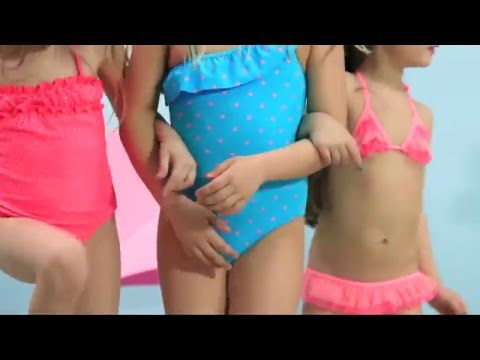 Kids Beachwear Collection!