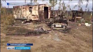 В Башкирии полицейские ведут расследование массовой драки с поножовщиной