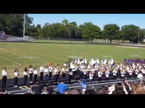 Neptune Middle School Marching Band Extravaganza 2016