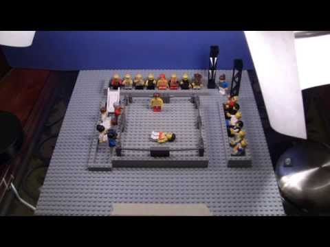 "Behind The Scenes Of ""The Lego Movie Montage"""