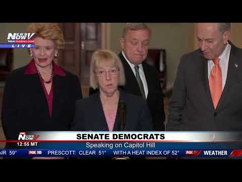 SENATE DEMOCRATS: Speak on ACA, Top Issues as Government Shutdown Remains Possible