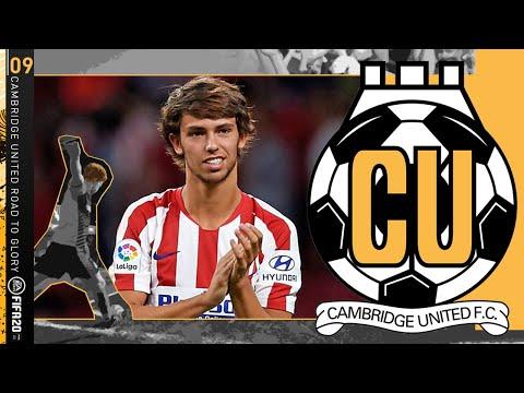 ATLETICO COME TO CAMBRIDGE!! FIFA 20 | Career Mode RTG S8 Ep9