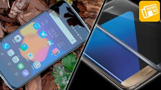 Samsung Galaxy S7/S7 Edge y Alcatel Idol 4/4s FILTRADOS