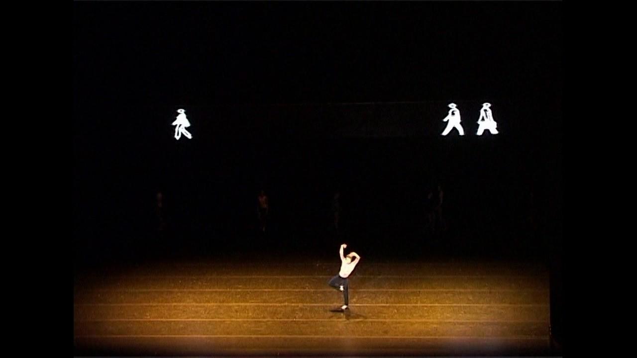 Infra Ballet Wayne Mcgregor Youtube
