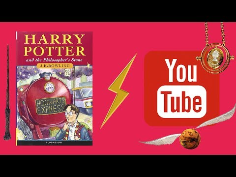 HARRY POTTER 1 selon les YOUTUBERS!