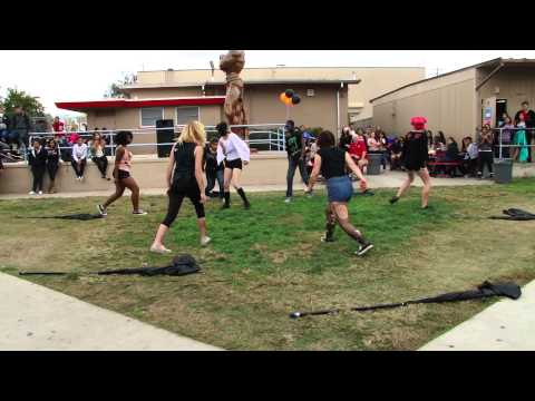 Thriller/Heads Will Roll - El Cajon Valley High School Color Guard