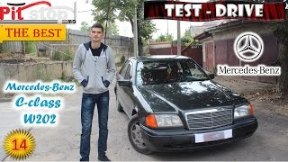 Тест-драйв Mercedes-benz c-class w202 c180 обзор PitStopMD