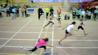 Финал на 60 м Девушки 2