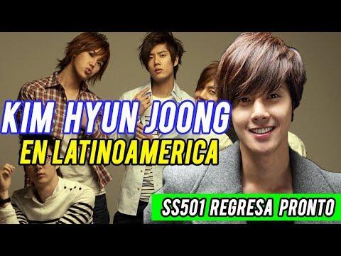 Kim Hyun Joong en Latinoamerica DETALLES// ¿SS501 REGRESA? // Shiro No Yume