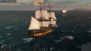 Naval Action - Beautiful Age of Sail - First Look