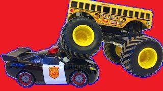 Тачки против Хот Вилс Мультики про Машинки Сборник Лучших Серий #3 Cars vs Hot Wheels