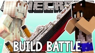 Titanic & Pirates | Minecraft Build Battle