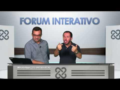 FORUM INTERATIVO - RESPONSABILIDADE CIVIL E INTERNET COM BRUNO ZAMPIER
