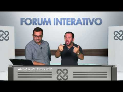 FORUM INTERATIVO - RESPONSABILIDADE CIVIL E INTERNET COM BRUNO ZAMPIER